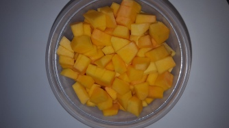 Chopped Butternut