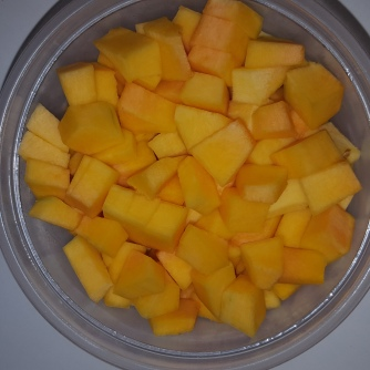 Chopped Butternut