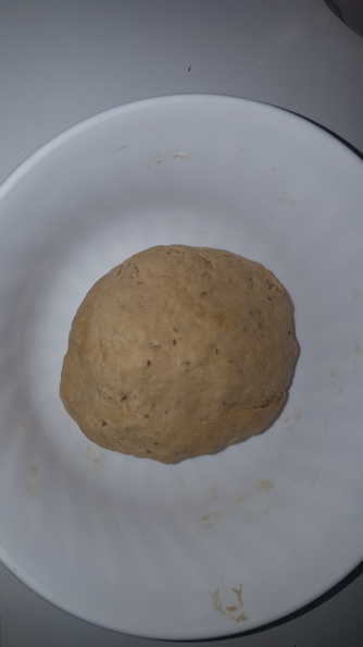 Knead the dough and rest for 10 Mins