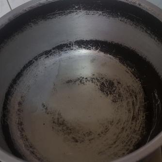 Heat Oil in a pan