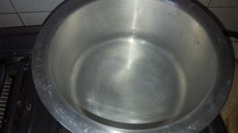 Boil Water in a Sufuria...