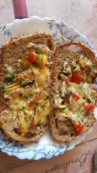 Yo! Breakfast is ready :)