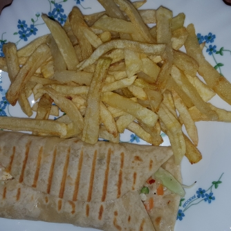 Served with Chips!
